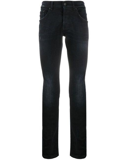 Dondup Multicolor Jeans Black for men