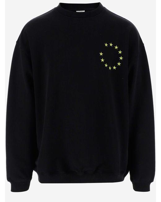 Vetements Black Sweaters