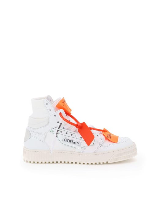 "Off-White c/o Virgil Abloh White "" Off-court 3.0 Sneakers"""