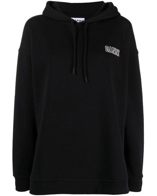 Ganni Sweaters Black