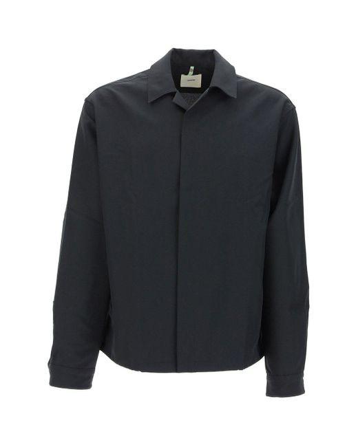 OAMC Black Shirts for men