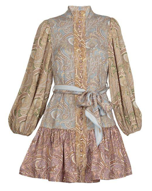 Zimmermann Multicolor Dresses
