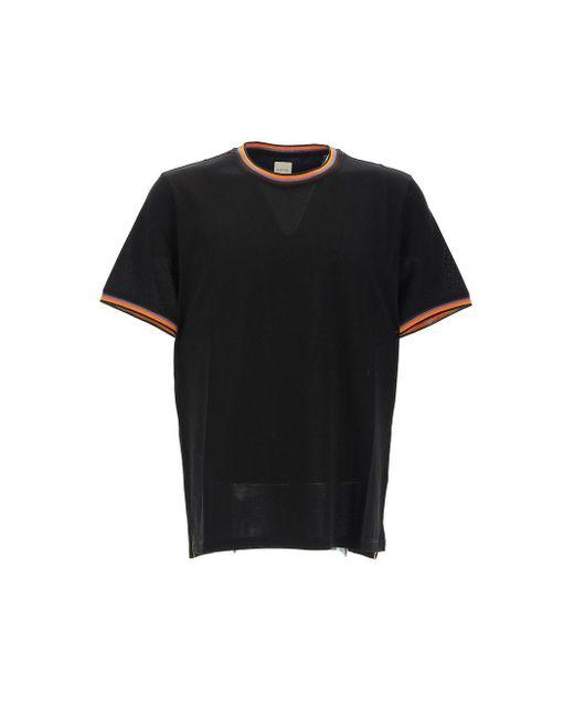 Paul Smith Black T-shirts & Vests for men