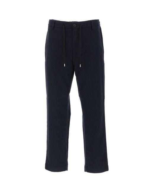 Department 5 Blue Trousers for men