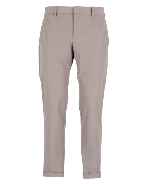 PT Torino Natural Trousers Beige for men