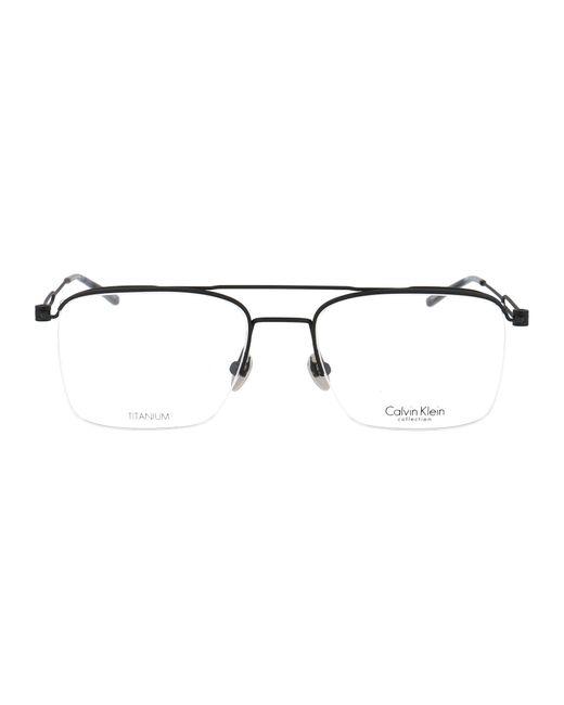 Calvin Klein Brown Optical for men