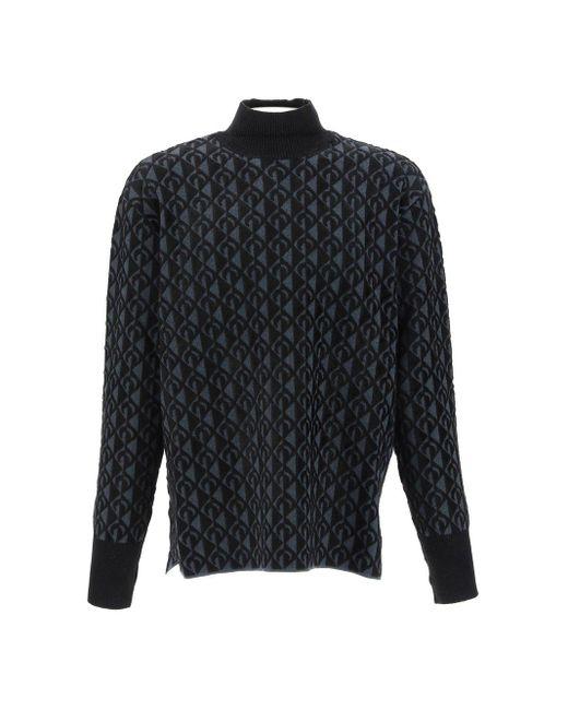 MARINE SERRE Multicolor Sweaters & Knitwear for men