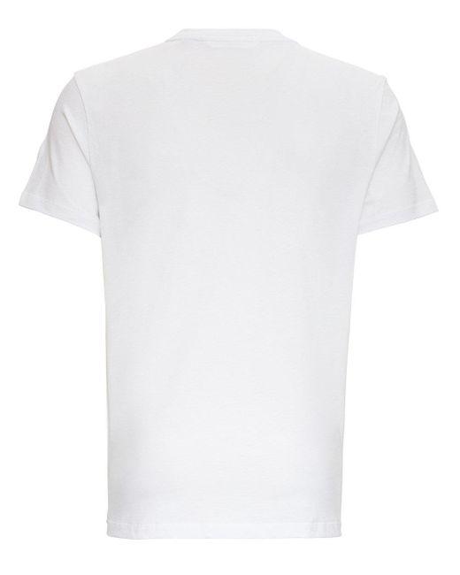 Moncler White 8c73110829fb001 for men