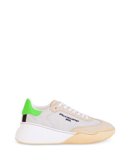 Stella McCartney Multicolor Runner Loop Sneakers
