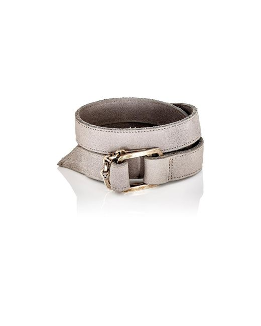 Hoorsenbuhs - Multicolor Suede Wrap Bracelet - Lyst