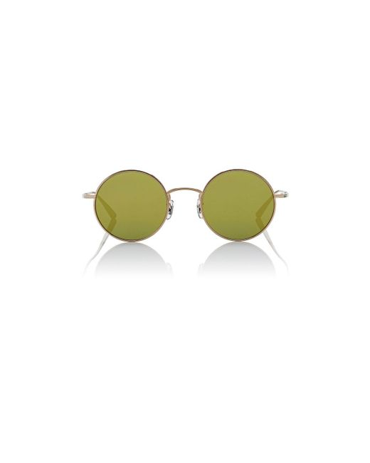 Oliver Peoples | Green After Midnight Sunglasses | Lyst