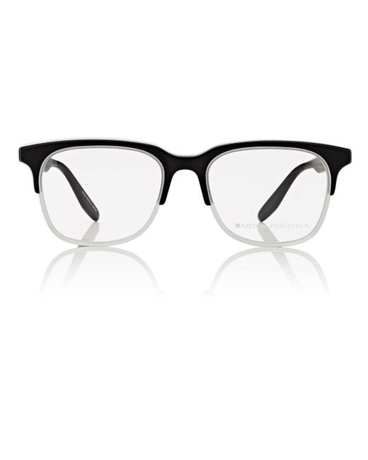 Barton Perreira - Black Sergei Eyeglasses - Lyst