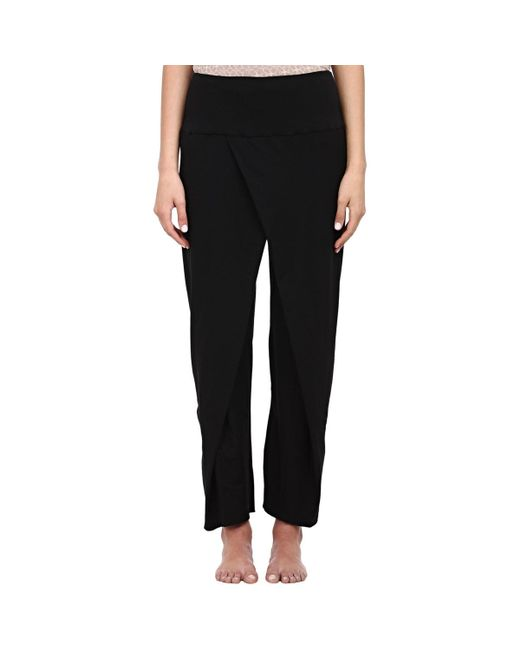 Weargrace   Black Sari Pants   Lyst