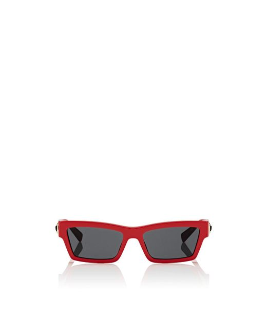b514c94776ba Versace - Red Ve4362 Sunglasses - Lyst ...