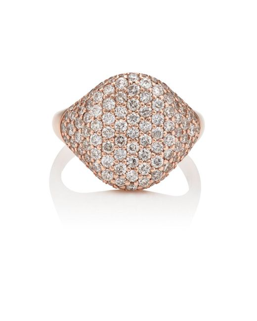 Carbon & Hyde - Metallic Bling Pinky Ring - Lyst