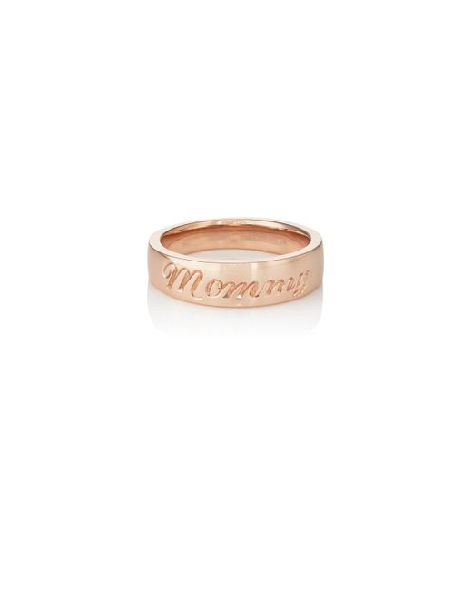 Finn - Metallic mommy Pinky Ring - Lyst