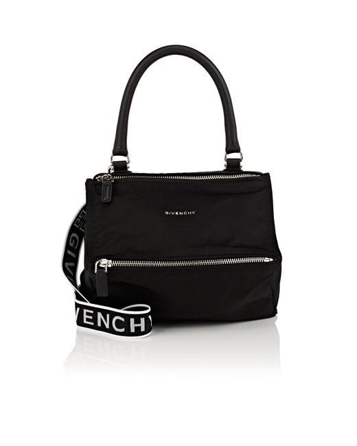 5ef384dfab Givenchy - Black Pandora Pepe Small Messenger Bag - Lyst ...