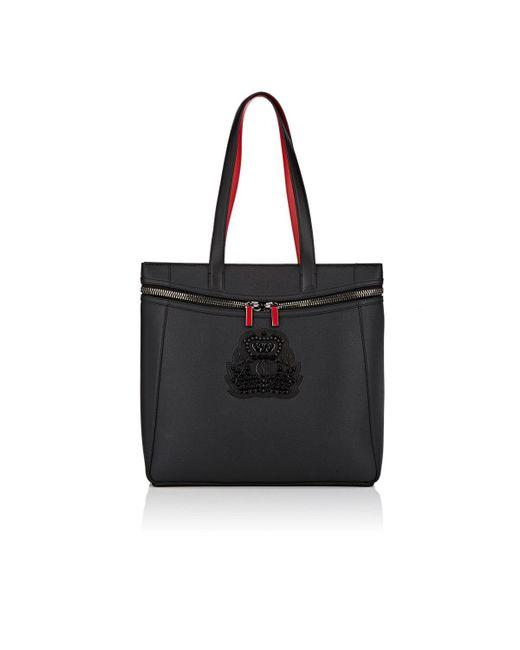 Christian Louboutin - Black Cabado Tote Bag/backpack - Lyst
