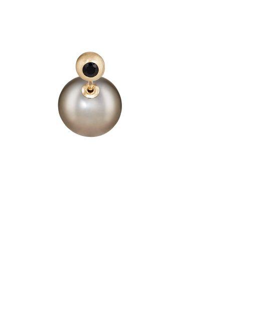 Hirotaka - Metallic Chameleon Earring - Lyst