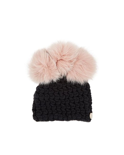 Mischa Lampert - Gray Crown Merino Wool Beanie - Lyst