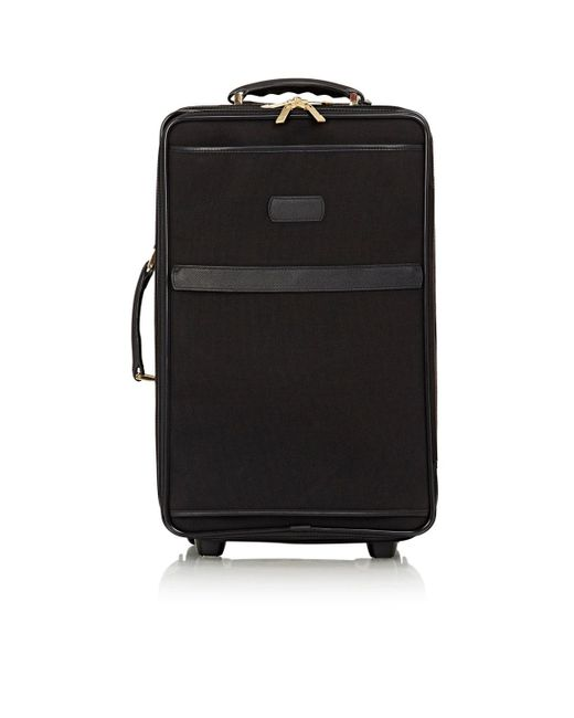 T. Anthony - Black Canvas 22 Carry for Men - Lyst