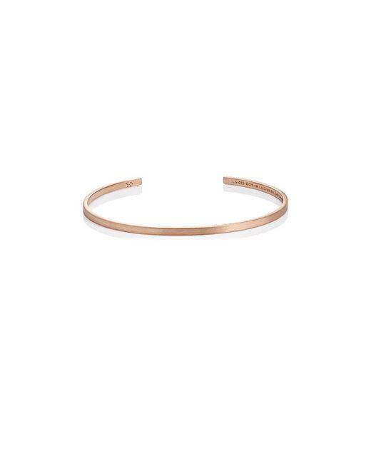 Le Gramme - Metallic Le 7 Cuff for Men - Lyst