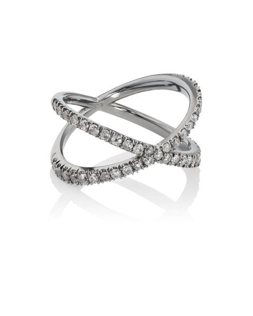 Eva Fehren | Metallic Shorty Ring | Lyst