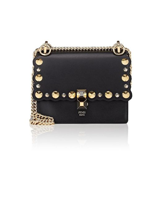 67cf6a33e9 Fendi Kan I Mini-bag 8m0381. Fendi Kan I Small Leather ...