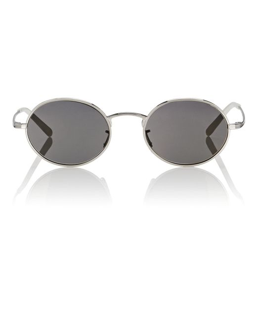 Oliver Peoples - Gray Empire Suite Sunglasses - Lyst