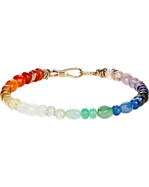 Dean Harris - Multicolor tribe Bracelet for Men - Lyst