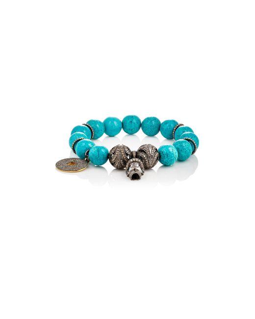Carole Shashona | Blue Empower Bracelet | Lyst