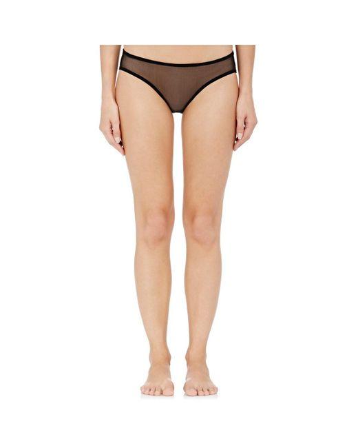 Eres | Black Tulle Bambin Bikini Briefs | Lyst