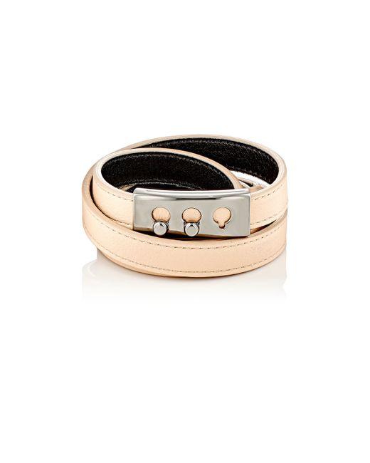 Delvaux | Black Tempete Wrap Bracelet | Lyst