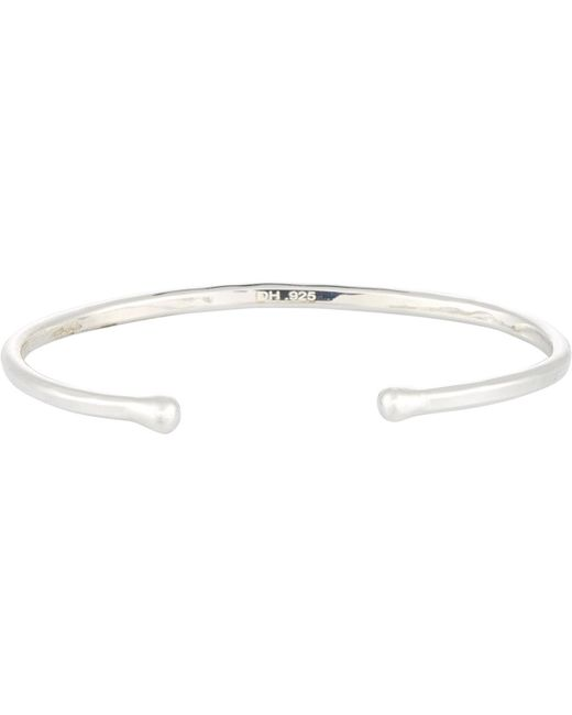 Dean Harris | Metallic Cuff for Men | Lyst