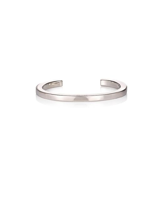 Miansai | Metallic Ipsum Cuff for Men | Lyst
