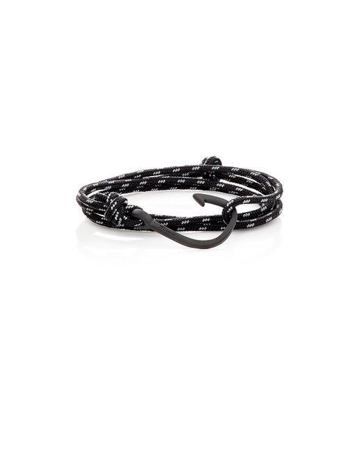 Miansai   Gray Hook On Rope Wrap Bracelet for Men   Lyst