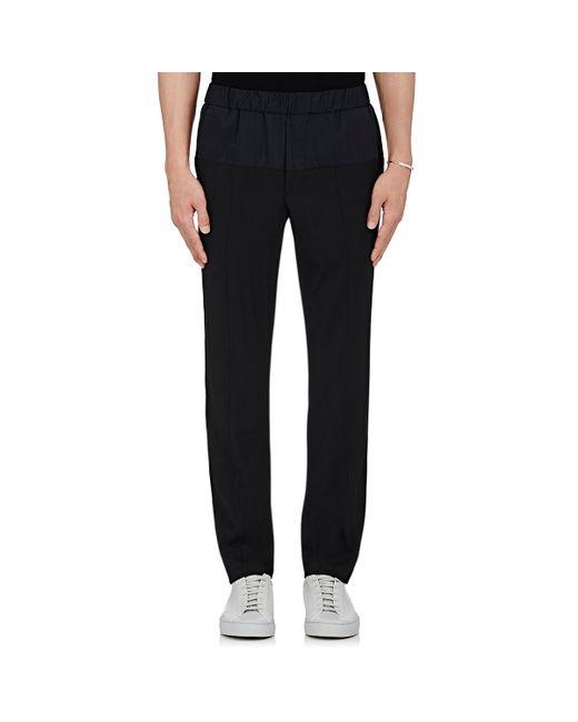 Vince Combo Jogger Pants in Black for Men | Lyst