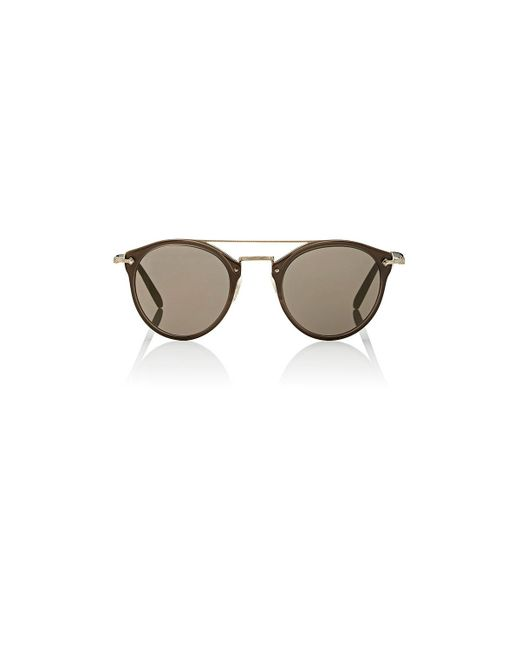 Oliver Peoples   Brown Remick Sunglasses   Lyst