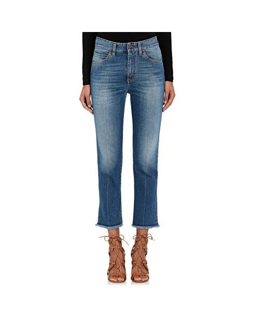 Fiorucci | Blue Bibi Capri Jeans | Lyst