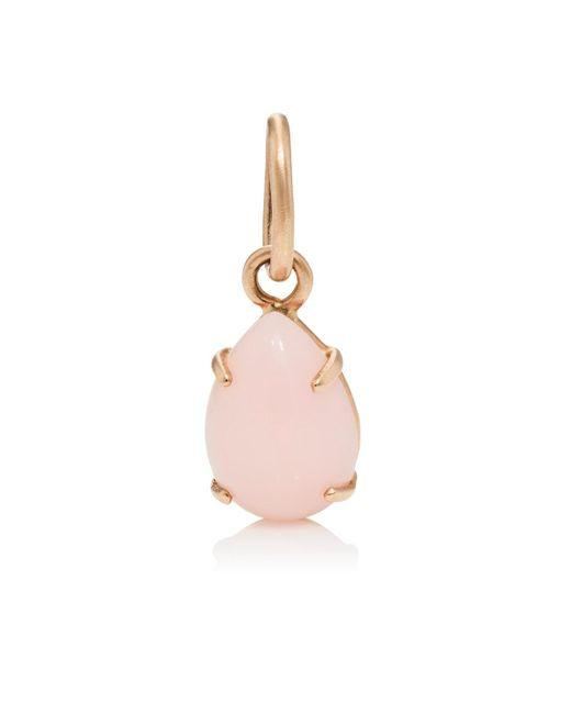 Irene Neuwirth   Pink Opal Pendant   Lyst