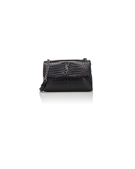 Saint Laurent - Black Monogram West Hollywood Shoulder Bag - Lyst