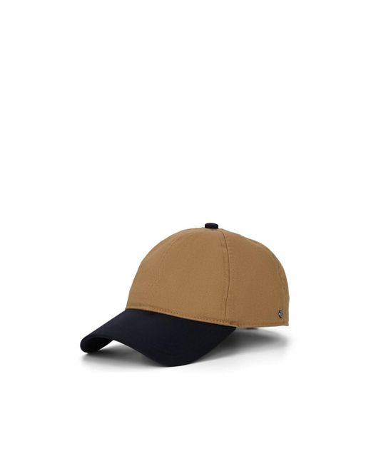 3a8f1905cbc Barneys New York - Natural 9twenty Canvas   Suede Baseball Cap for Men -  Lyst ...
