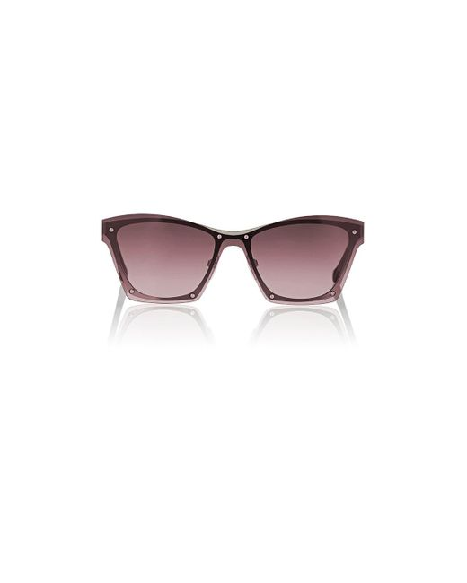 Balenciaga - Purple Ba 106 Sunglasses - Lyst