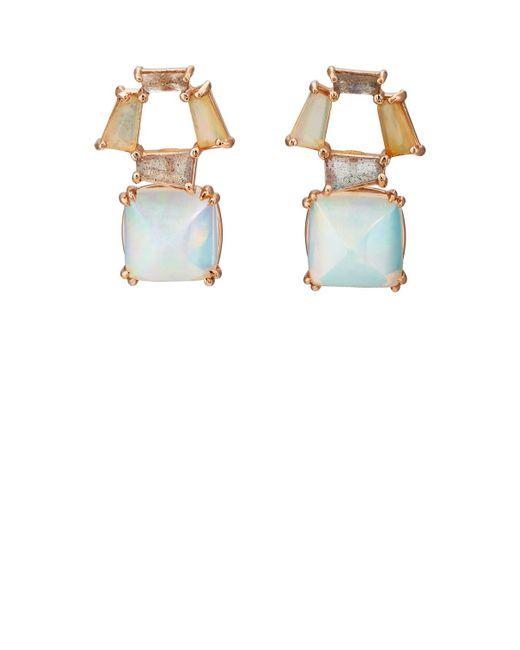 Nak Armstrong - Multicolor Window Drop Earrings - Lyst