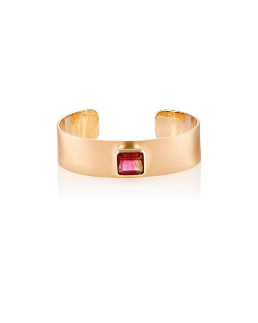 Irene Neuwirth | Multicolor Tourmaline & Rose Gold Cuff | Lyst
