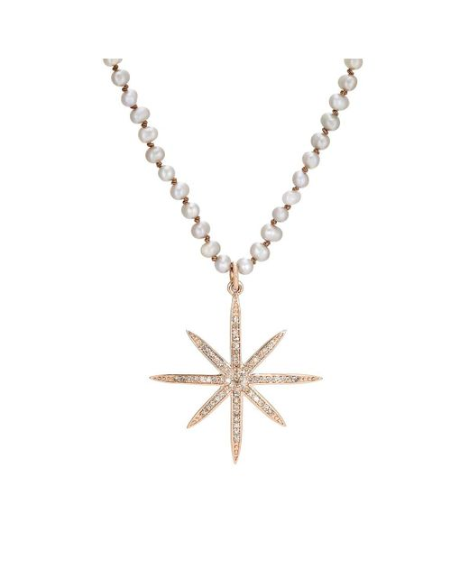 Feathered Soul | Metallic #starlight Pendant Necklace | Lyst