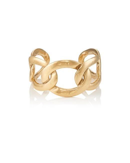 Goossens Paris - Metallic Fixed-oval - Lyst