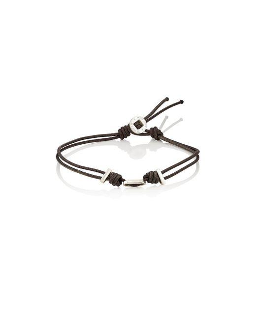 Zadeh - Metallic St. Tropez Bracelet - Lyst