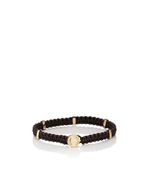 Zadeh Brown Santos Bracelet for men
