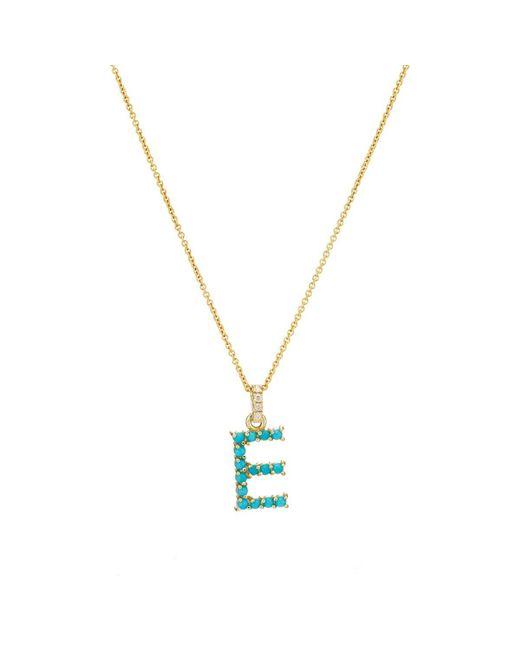 Jennifer Meyer Metallic e Pendant Necklace